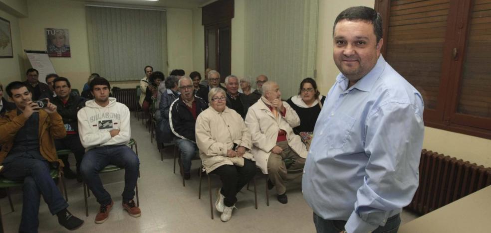 Dimite Jesús Cabrales, portavoz socialista «por motivos profesionales»