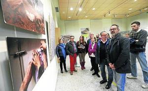 'Las fosas del olvido' de Eloy Alonso, en el Archivo Histórico