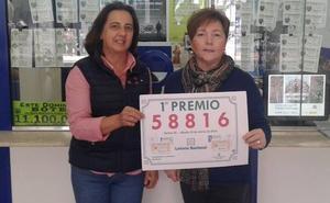 El primer premio de la Lotería Nacional, en Ribadesella