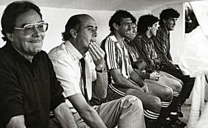 Fallece José Luis Rubio, exdeportista y muy vinculado al Grupo Covadonga y al Sporting