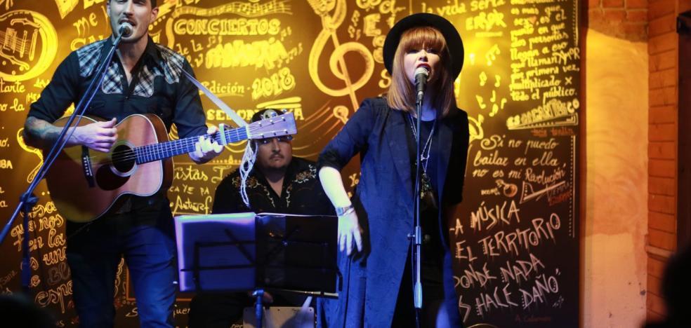 Éxito de Gil & Him en los conciertos de la Panadería en Cenera