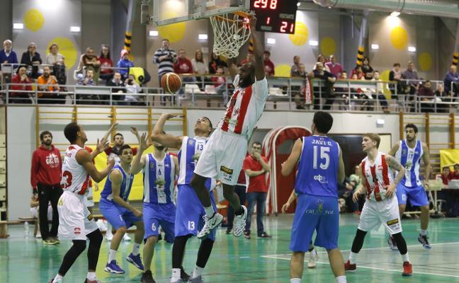 El Gijón Basket se impulsa hacia el 'play off'