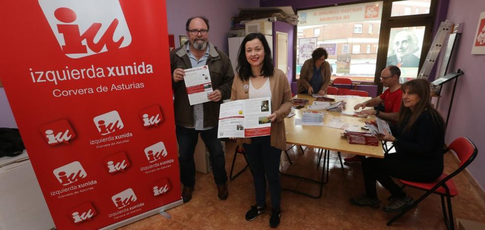IU edita una revista con «información municipal»