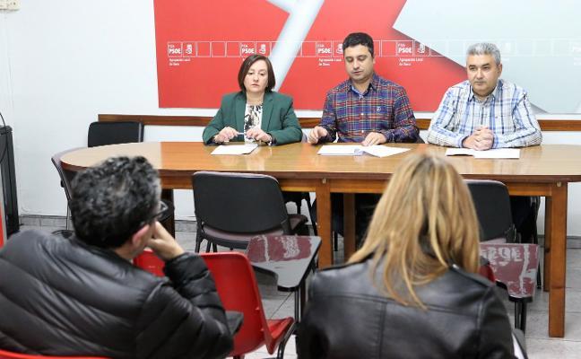 El PSOE de Siero festejará este año el centenario de la agrupación de la Pola