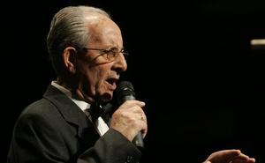 La música pierde al tenor Moisés López Ceñal, medalla de oro de Cruz Roja