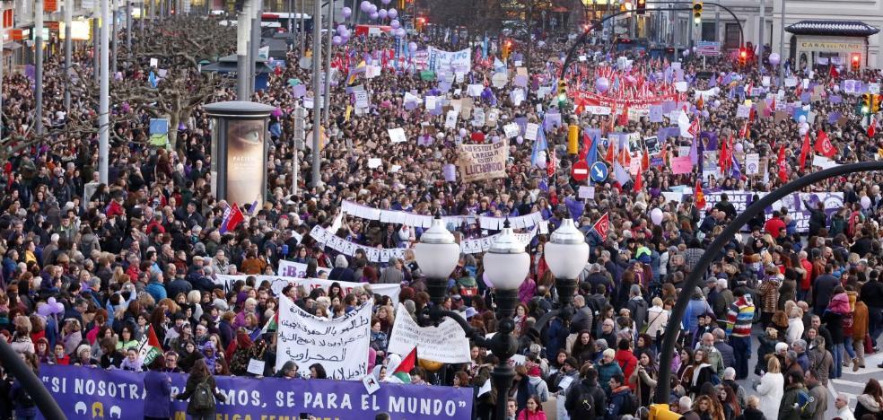 Sociólogos asturianos ven en el 8 de Marzo «un antes y un después»