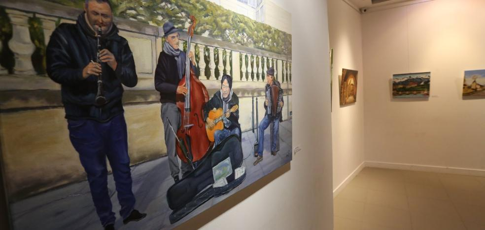 'XXIXVisiones', exposición en La Carriona