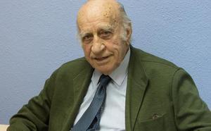 Fallece a los noventa años el empresario y exfutbolista Manolo Robledo