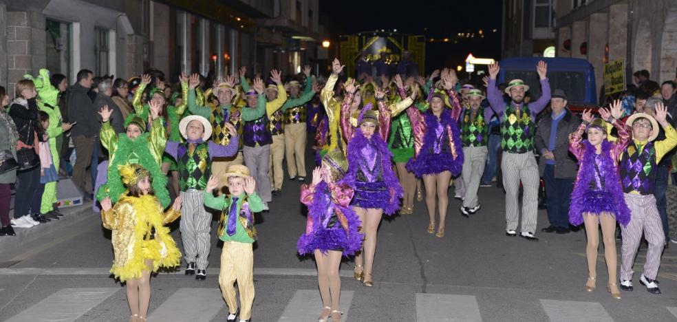 El carnaval se despide con rumbo al lejano oeste
