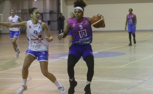 El Antuña Adba pierde en Lugo y a Sierra Moore por una lesión de tobillo