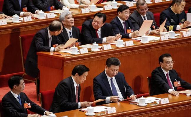 El Legislativo chino aprueba dar una presidencia indefinida a Xi Jinping