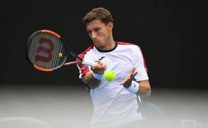 Pablo Carreño pasa de ronda en Indian Wells al ganar a Zeballos