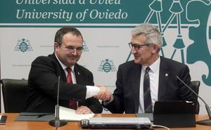 Principado y Universidad firman un convenio para mejorar la oferta de empleo