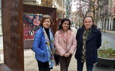 Una exposición da la bienvenida al inicio de gira de Luz Casal en Avilés