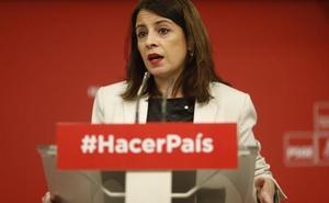 El PSOE mantiene inamovible su oposición a la prisión permanente revisable