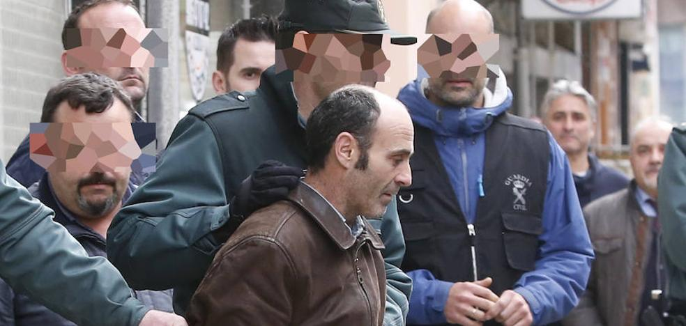 Javier Ledo ingresa en prisión por el asesinato de Paz Fernández