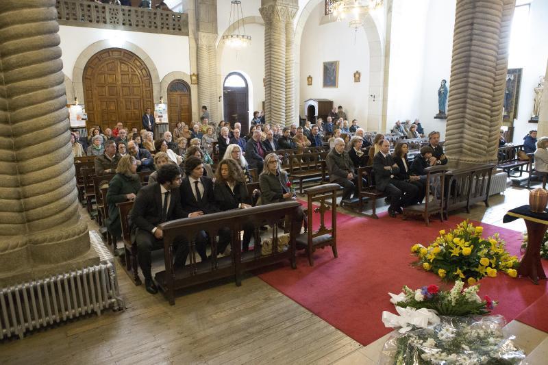 Emotivo adiós a José Luis Rubio en Somió