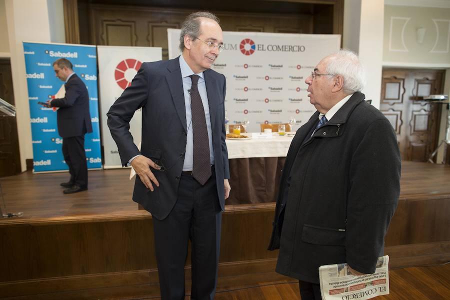 ElFórum EL COMERCIO debate las 'Perspectivas de Inversión para 2018'