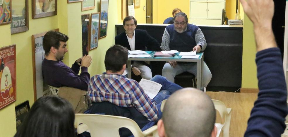Jenaro Soto convocará en agosto elecciones a la Sociedad de Festejos