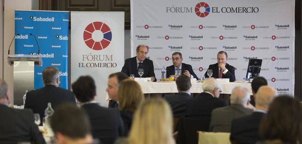 Cirus Andreu pide prudencia a la hora de invertir ante un año de moderación del crecimiento