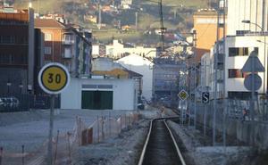 Un bulevar con carril bici discurrirá sobre el túnel ferroviario de Langreo