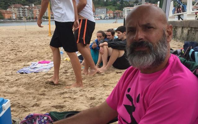 Dolor en el balonmano riosellano tras la muerte a Ramón Callejón Berbes