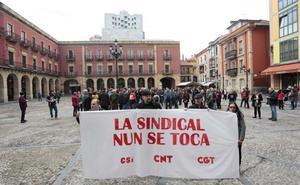 Ciudadanos retira la propuesta de demolición de la Casa Sindical