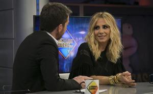 El 'zasca' de Marta Sánchez a Jordi Évole en 'El Hormiguero'