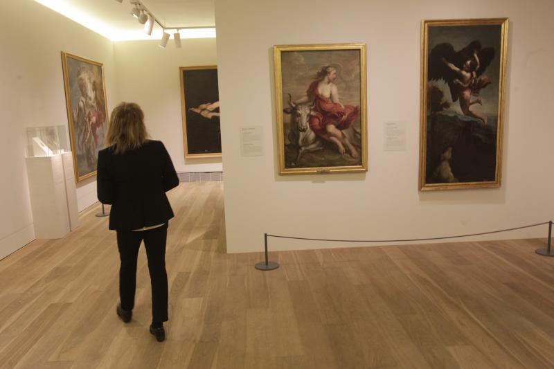 'Arte y Mito. Los dioses del Prado', en el Bellas Artes de Asturias