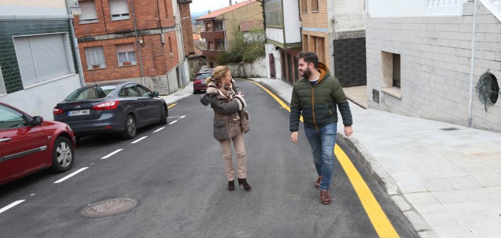 Noreña elimina las últimas tuberías de plomo que quedaban en la ciudad