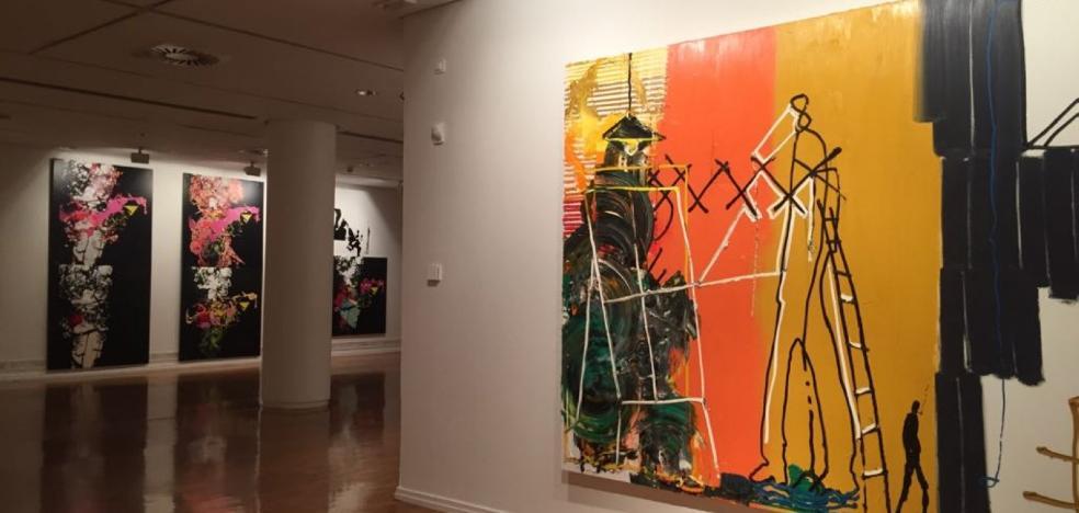 Oviedo reúne a siete artistas asturianos que han roto las fronteras
