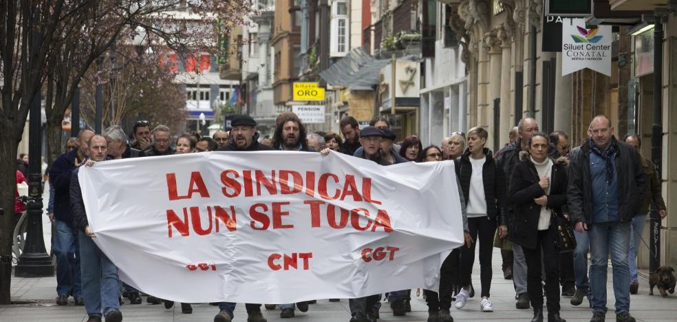 El Ayuntamiento de Gijón negociará con el Ministerio de Empleo una solución para la Casa Sindical