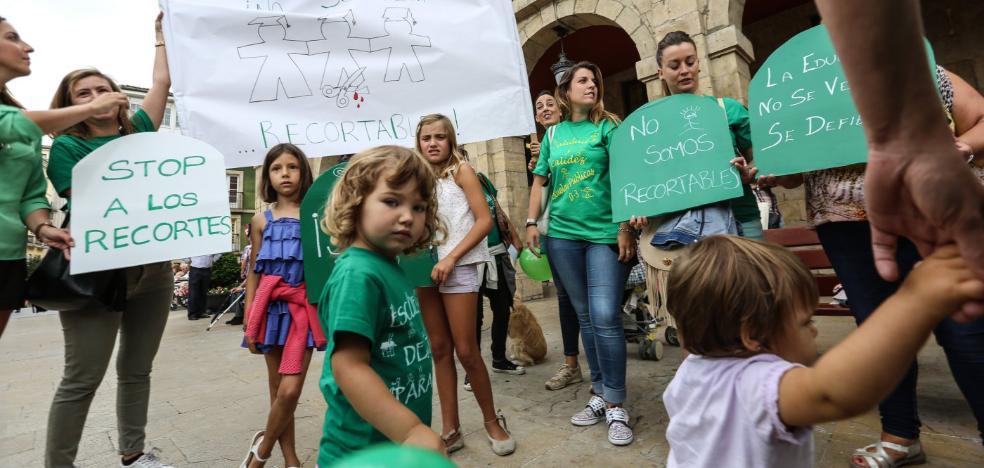 Somos votará contra la mejora salarial para las educadoras de las escuelas infantiles de Avilés