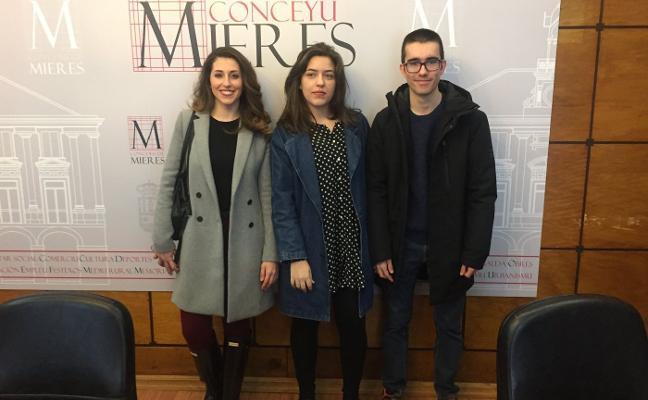 Mierenses del Año premia a los mejores expedientes académicos