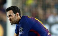 Messi eclipsa la lesión de Busquets y el posible adiós de Iniesta