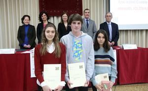 Manuel Iglesias gana la Olimpiada de Química de Asturias