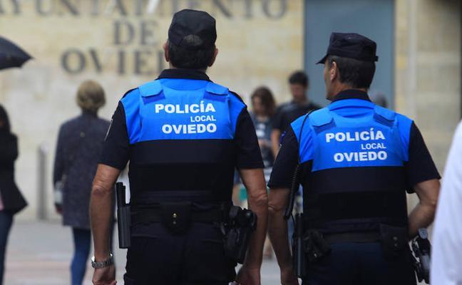 Todos los operativos de la Policía Local de Oviedo vigilarán que se lleve puesto el cinturón