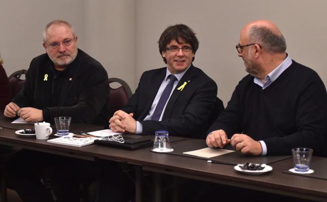 Puigdemont considera el 1-O un «gran éxito colectivo»