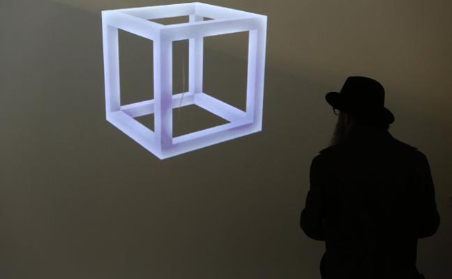 'Digital y materia', de Falcón, en Oviedo