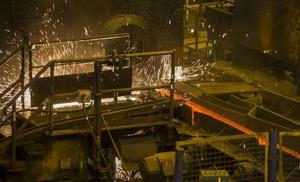 Isaac Pola considera probada la competitividad de las plantas asturianas de Arcelor