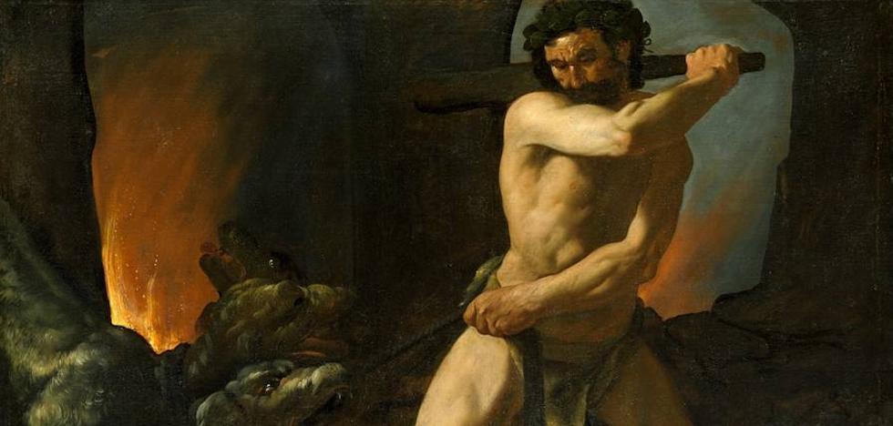 El Olimpo y su relato toman el Bellas Artes de Asturias