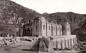 El Museo Arqueológico narra la historia de Covadonga