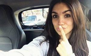 Elena Furiase, embarazada de su primer hijo