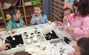 La escuela Infanta Leonor de Piedras Blancas desarrolla un proyecto de talleres interniveles