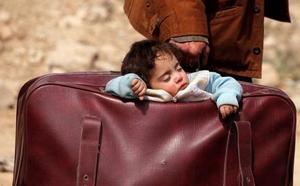 Refugiados Siria | La imagen que conmociona al mundo