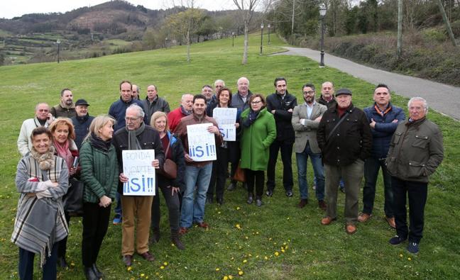 Vecinos de Oviedo reclaman al Consistorio más implicación con la Ronda Norte