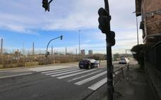 Los semáforos de la avenida de Gijón volverán a funcionar el próximo mes