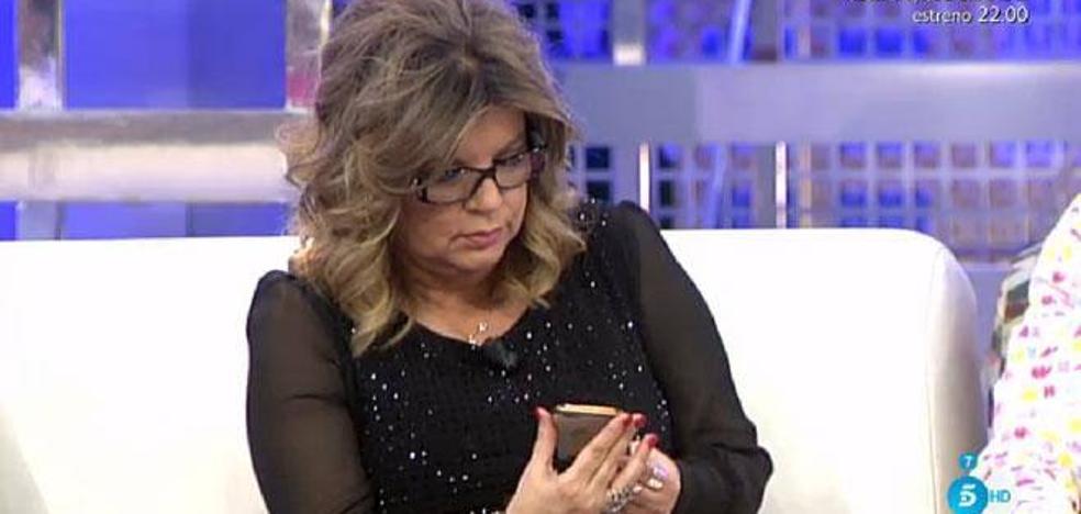 Terelu Campos responde a la madre de Diana Quer