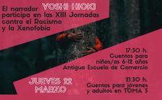 Yoshi Hioki trae sus historias a Gijón