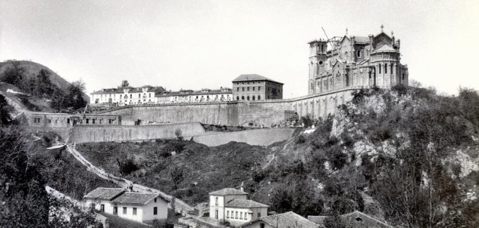 Retrato profuso de Covadonga